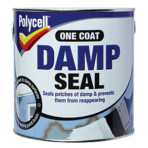 Polycell One Coat Damp Seal - 2.5L