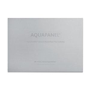 Knauf Aquapanel Floor Tile Underlay - 6mm x 900mm x 1.2m