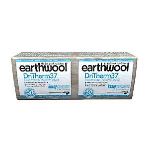Knauf Earthwool 100mm Dritherm Cavity Slab Insulation 455 x 1200mm 4.37m2 Pack 8