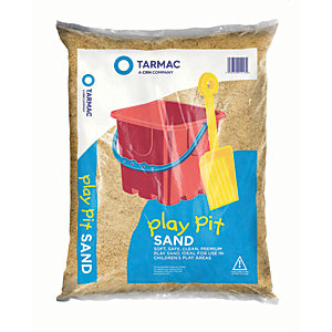 Tarmac Play Pit Non-Toxic Sand - 25kg