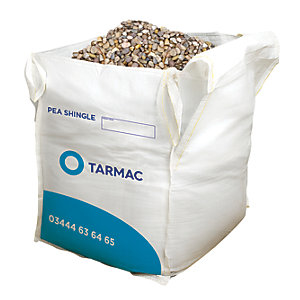 Tarmac 10mm Gravel Pea Shingle - Jumbo Bag