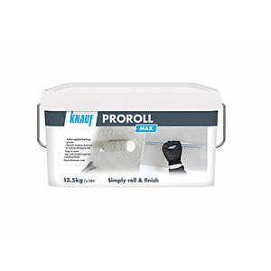 Knauf Proroll Max Plaster - 13.5kg