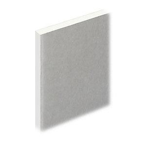 Knauf Plasterboard Square Edge - 12.5mm x 1.2m x 2.4m