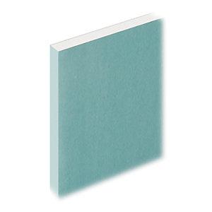 Knauf Moisture Panel Tapered Edge - 12.5mm x 1.2m x 2.4m