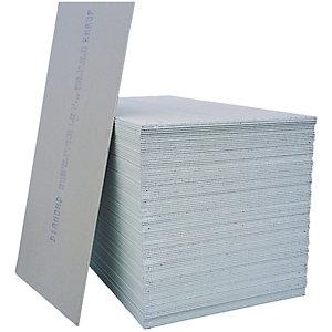Knauf Plasterboard Tapered Edge - 9.5mm x 1.2m x 2.4m