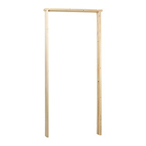 Wickes Internal Cls Sized 89mm Softwood Door Lining 27.5 x 120mm x 2.01m