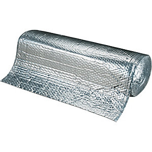 Wickes Thermal Insulation Foil Roll 600mm x 8m