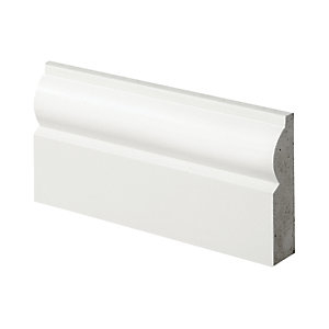 Wickes Torus Fully Finished Architrave - 18mm x 69mm x 2.1m