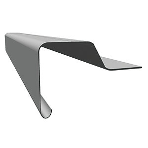 Res-Tec Fibreglass Roofing Trim Upstand Fascia - 105mm