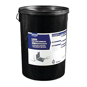 Wickes Bitumen Damp Proof Membrane Liquid - 25L