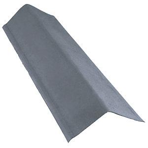 Onduline Bitumen Verge Intense Grey 1 x 0.41m