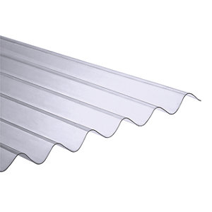 Onduline Profiled Polycarbonate Sheet 2 x 0.95m