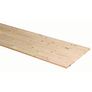 Wickes General Purpose Timberboard - 18mm x 500mm x 1750mm