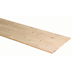 Wickes General Purpose Timberboard - 18mm x 400mm x 1150mm