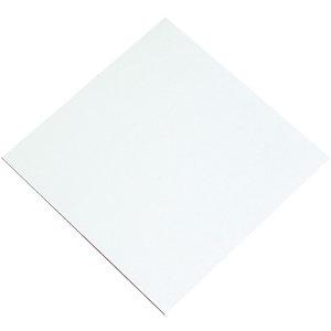 Wickes General Purpose White Faced Hardboard - 3mm x 610mm x 1220mm