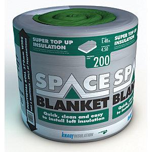 Knauf Space Blanket Encapsulation Roll - 200mm x 370mm x 4m
