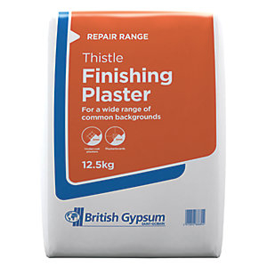 British Gypsum Thistle Finishing Plaster - 12.5kg