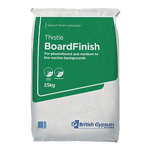 British Gypsum Thistle Board Finish - 25kg