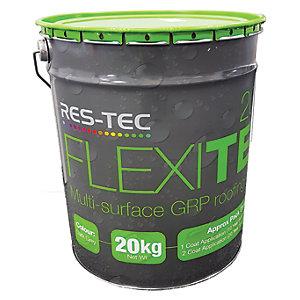 Flexitec 2020 Roofing Resin - 20Kg