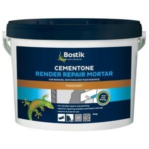 Bostik Cementone Render repair mortar 10kg Tub