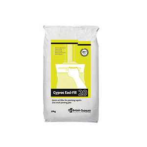 Gyproc Easi Fill 20 Compound - 5kg