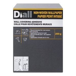 Diall Wall paper glue Wallpaper Adhesive 250 g