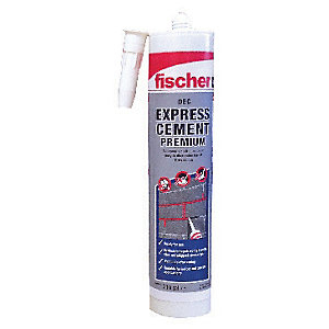 Fischer DEC Premium Express Cement - Grey 310ml
