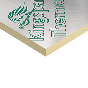 Kingspan TP10 Insulation Board - 2400 x 1200 x 75mm