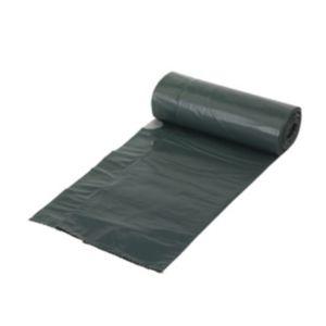 Verve Green Recycled high density polyethylene Garden refuse sack 70L  Pack of 10
