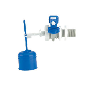 Dudley Side Inlet Valve with Standard Tail