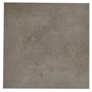 Konkrete Grey Matt Concrete effect Porcelain Floor tile  (L)426mm (W)426mm  Sample