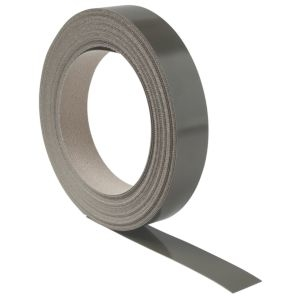 IT Kitchens Santini Gloss Anthracite MDF Edging Tape (L)10000mm