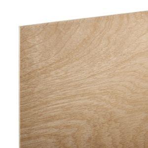 Hardwood Board (Th)5.5mm (W)607mm (L)1220mm  Pack of 6
